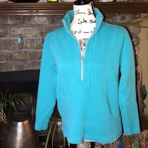 Tommy Bahama half zip sweatshirt size XS
